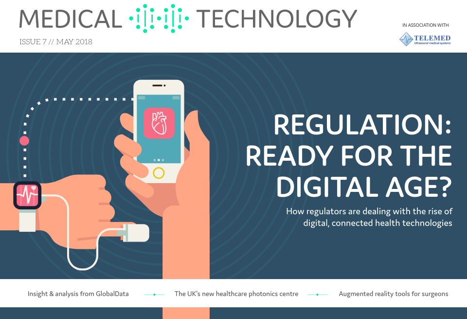 Home Regulation Ready For The Digital Age Medical